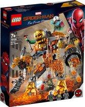 LEGO Spider-Man Molten Man Duel - 76128