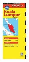 Kuala Lumpur Travel Map Sixth Edition