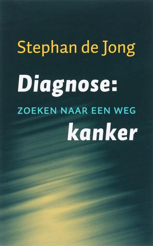 Diagnose:Kanker - S. de Jong | Readingchampions.org.uk