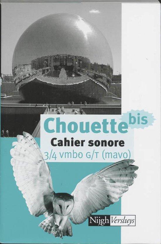 Chouette bis 3/4 Mavo Cahier sonore - J. van Schaik |