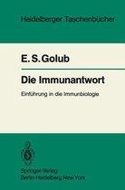 Omslag Die Immunantwort