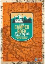 Boek cover ANWB Camperboek Europa van Gerhard Beer (Paperback)