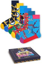 Happy Socks The Beatles Giftbox - Maat 36-40