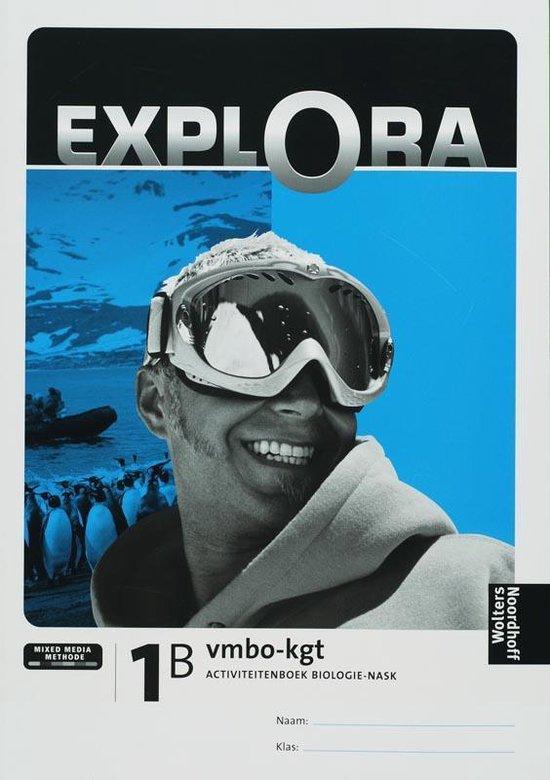 Activiteitenboek 1b vmbo-kgt explora - T. Akkerman | Fthsonline.com