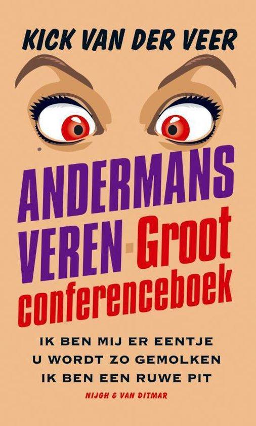 Andermans Veren - Kick van der Veer |