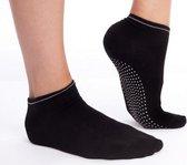 Antislip sokken 'Relax' voor Yoga, Pilates, Piloxing - zwart - meerdere kleuren verkrijgbaar