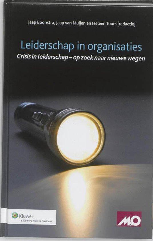 Afbeelding van Leiderschap in organisaties