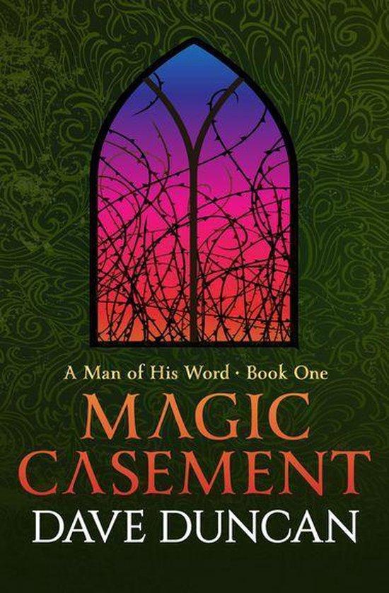 Omslag van Magic Casement