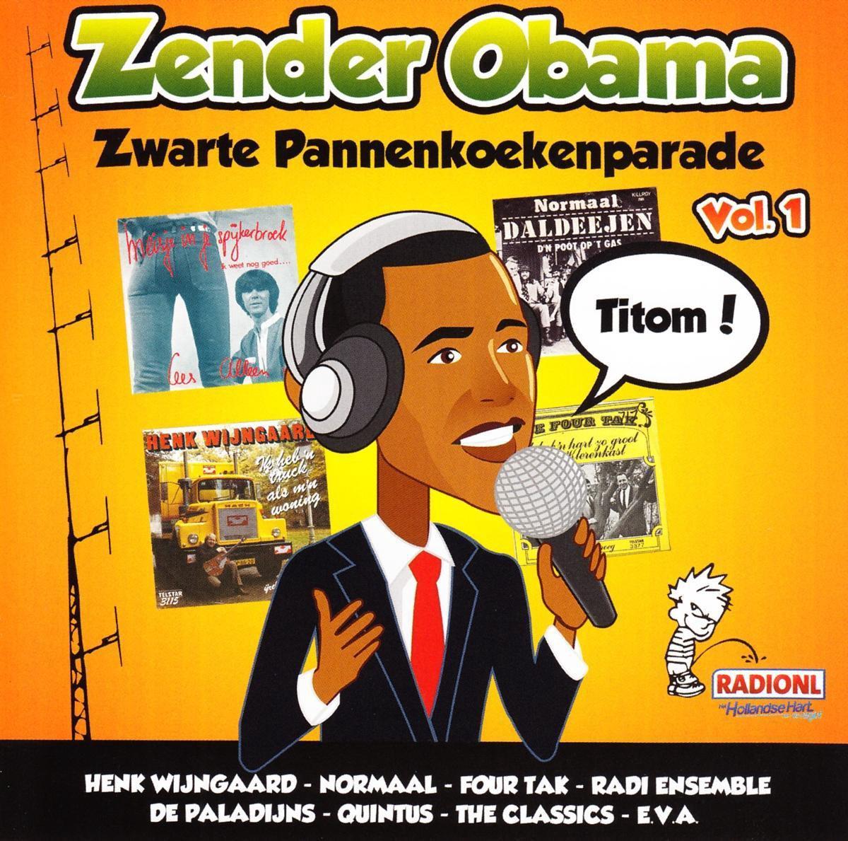 Zender Obama - various artists