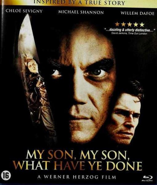 Cover van de film 'My Son, My Son, What Have Ye Done?'