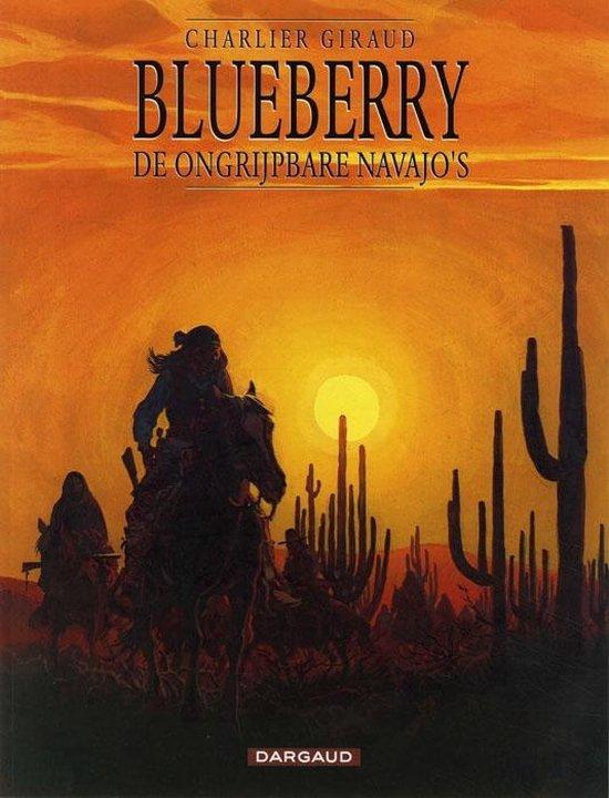 Cover van het boek 'Blueberry 2: 020 De ongrijpbare Navajo's'