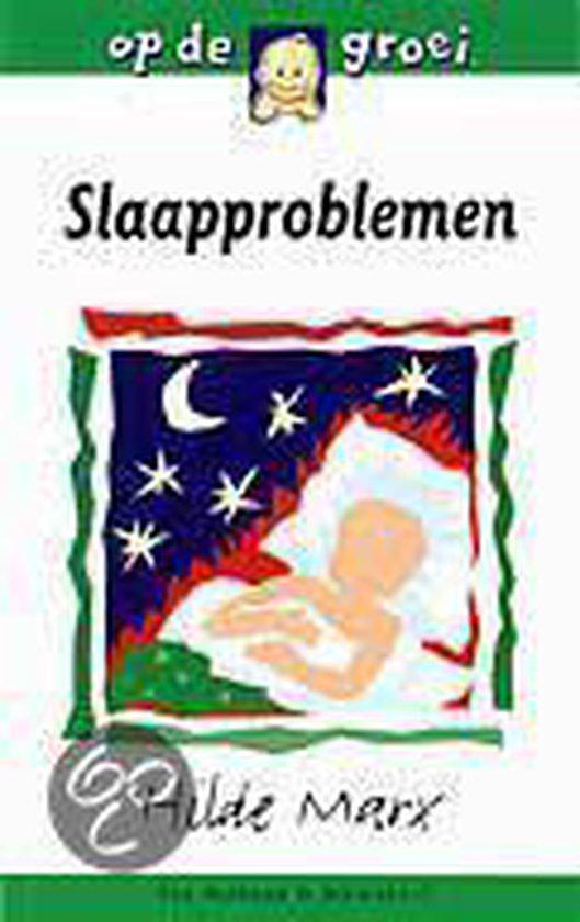 Slaapproblemen - Hilde Marx |