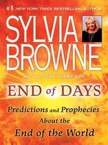Boek cover End of Days van Sylvia Browne