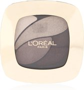 L'Oréal Paris Color Riche Quad Eyeshadow - E4 Marron Glacé