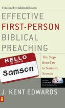 Effective First-Person Biblical Preaching
