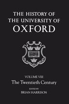 The History of the University of Oxford