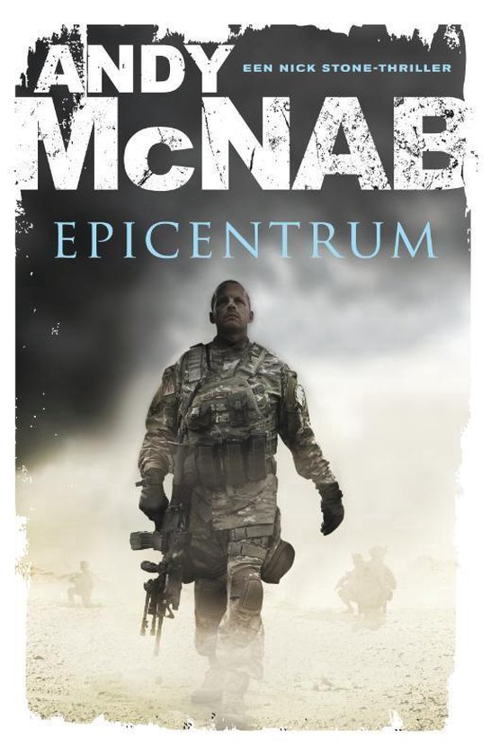 Epicentrum - Andy McNab |