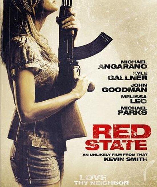 Cover van de film 'Red State'