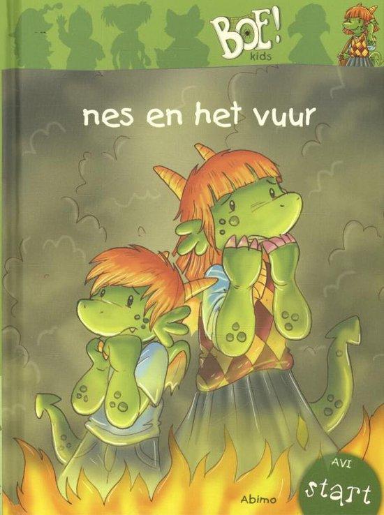 Boe!Kids - Nes en het vuur - Kristien Tack | Fthsonline.com