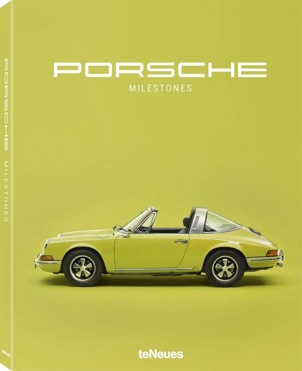 Porsche Milestones - Wilfried Mueller