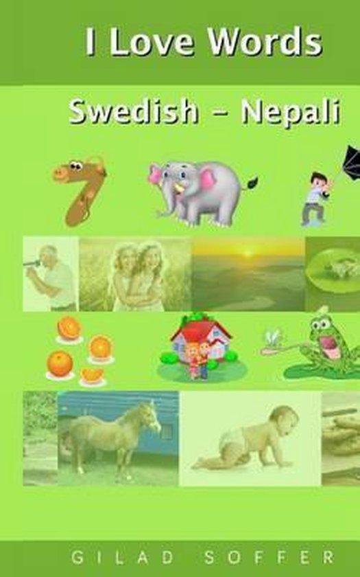 I Love Words Swedish - Nepali