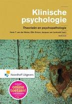 Klinische psychologie incl. toegang tot Prepzone