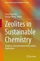 Zeolites in Sustainable Chemistry