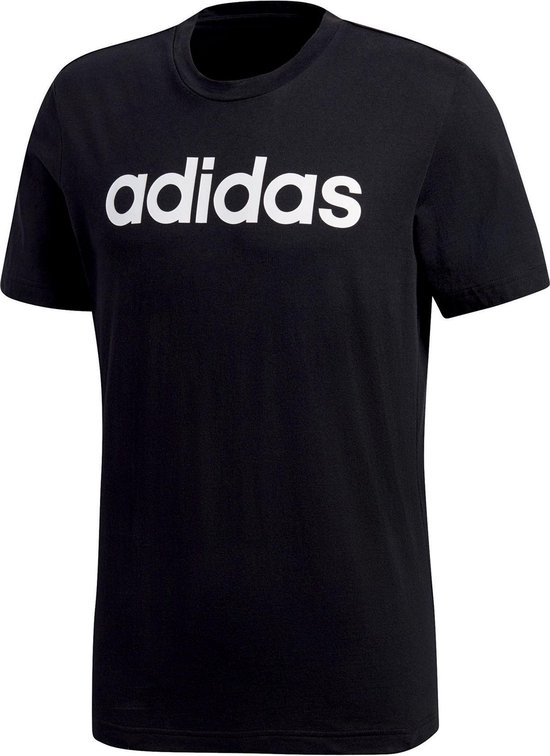 bol.com | adidas Comm Linear T-shirt Heren Sportshirt - Maat ...