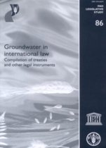 Groundwater in International Law