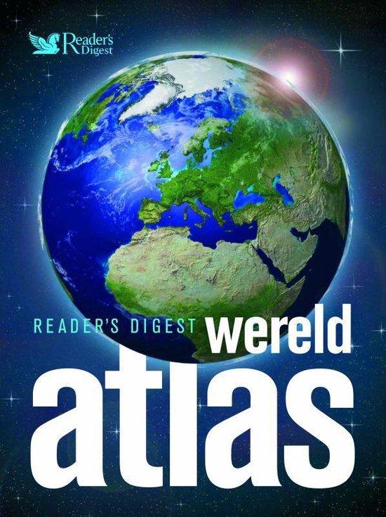 Reader's Digest Wereld Atlas - Onbekend   Fthsonline.com