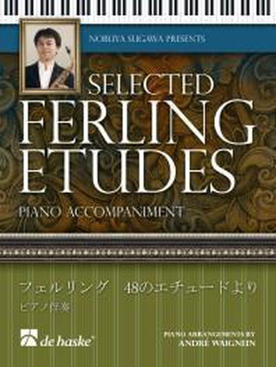 Selected Ferling Etudes - F.W. Ferling | Fthsonline.com