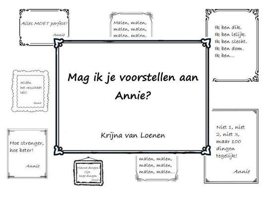 Mag ik je voorstellen aan Annie? - Krijna van Loenen |