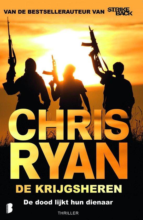 De krijgsheren - Chris Ryan |