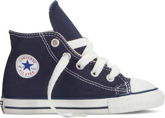 Converse Chuck Taylor All Star Mid Blauw Kinderen om te zoenen