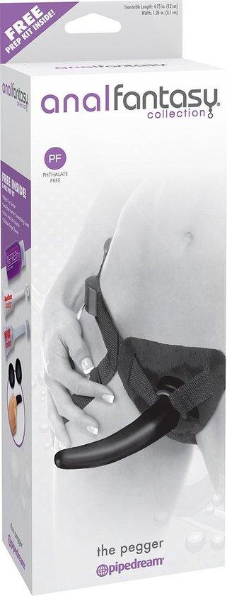 Eenvoudige voorbind dildo
