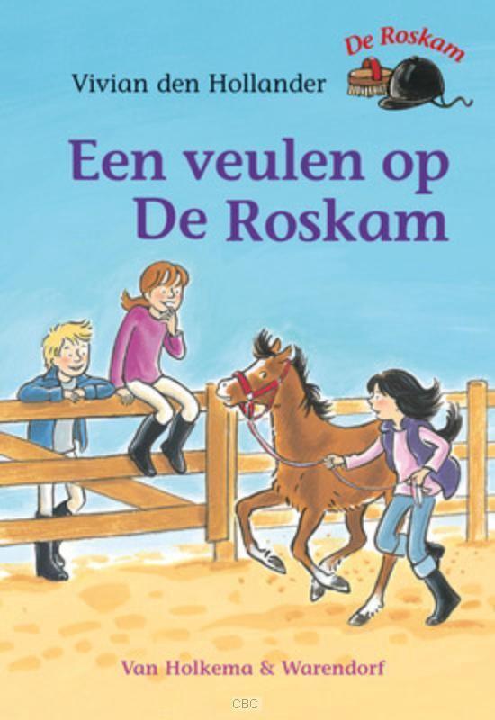 De Roskam - Een veulen op De Roskam - Vivian den Hollander |