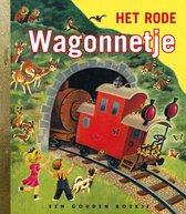 Boek cover Gouden Boekjes - Het rode wagonnetje van M. Potter