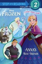 Boek cover Annas Best Friends van Christy Webster