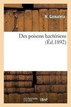 Des Poisons Bacteriens
