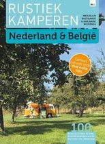 Boek cover Rustiek Kamperen  -   Rustiek Kamperen in van Marjolijn Bastiaanse (Paperback)