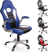 Sens Design Critical Hit Gaming Chair - Blauw