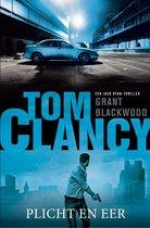 Omslag Jack Ryan - Tom Clancy Plicht en eer