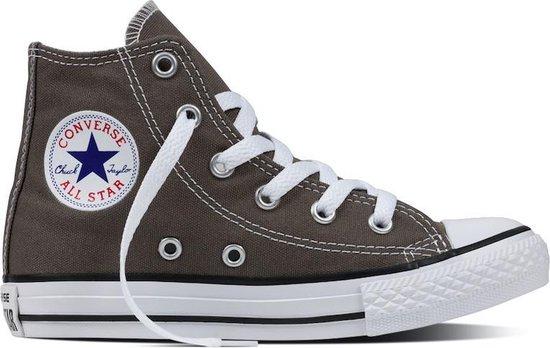 Converse All Stars Hoog 3J793c Grijs-32