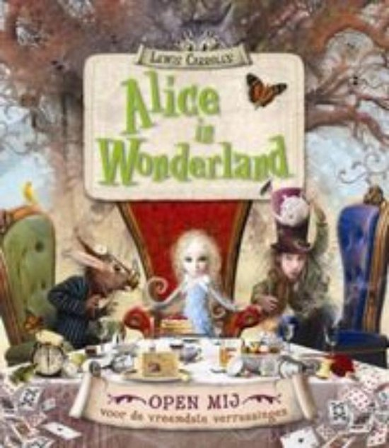Alice in wonderland - Harriet Castor |