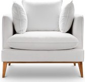 i-Sofa Dyna - Fauteuil - Wit
