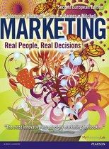 Boek cover Marketing van Michael Solomon (Paperback)