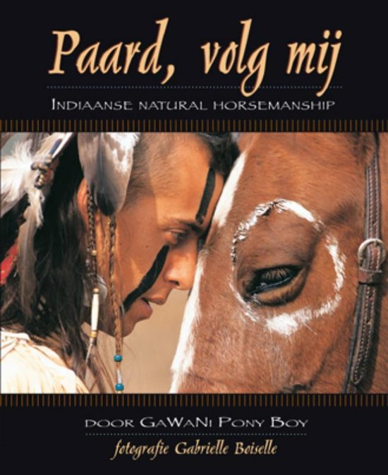 Cover van het boek 'Paard, volg mij'