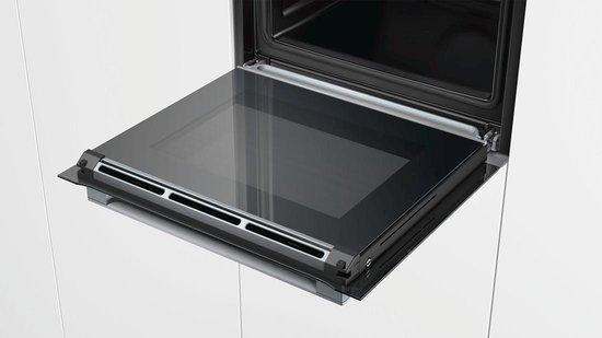 Bosch HSG636XS6 - Inbouw oven - Stoomfunctie