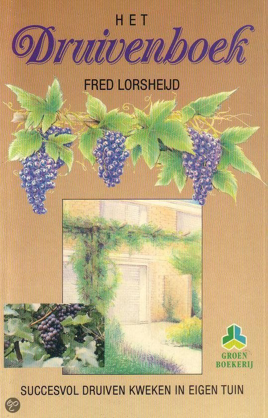 Het druivenboek - Fred Lorsheijd | Fthsonline.com