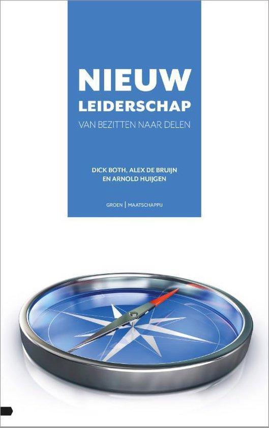 Boek cover Nieuw leiderschap van Dick Both (Paperback)